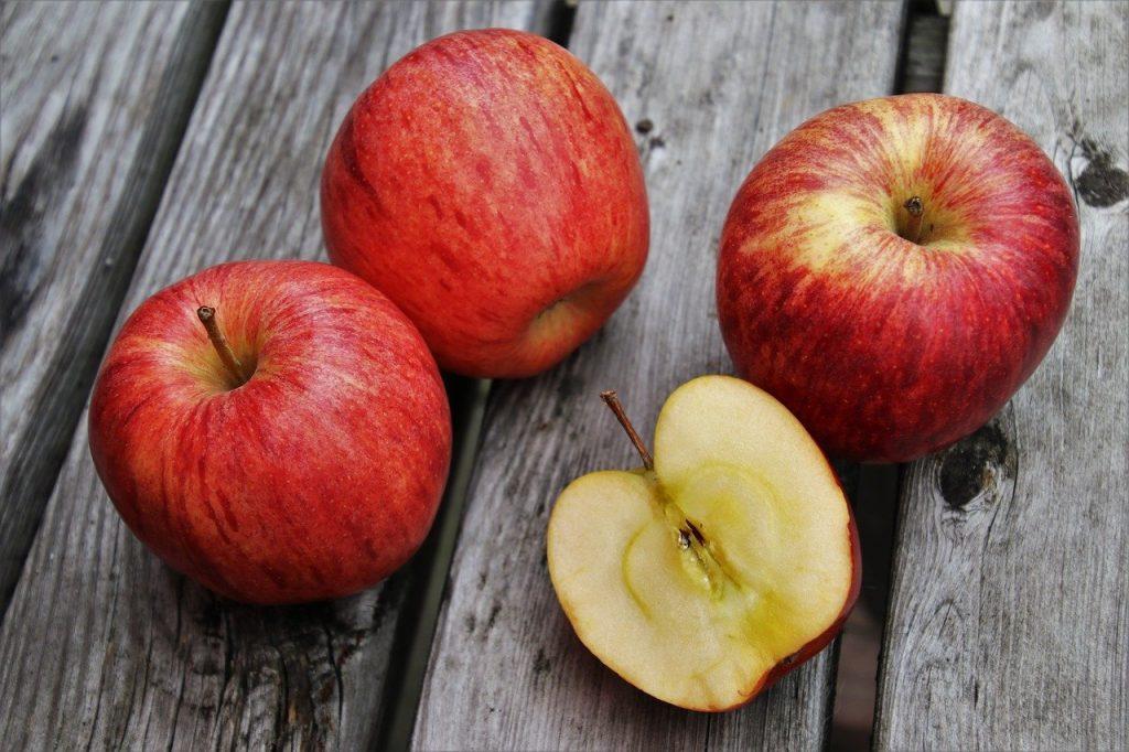 pomme pour faire un vinaigre de cidre maison