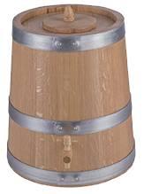 vinaigrier en bois de chêne 3 litres mgi developpement