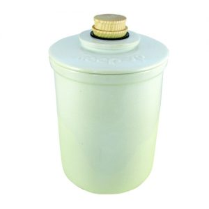 vinaigrier moderne keep up blanc 3,5 litres